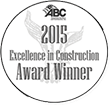 ABC, Excellence in Construction Award Winner